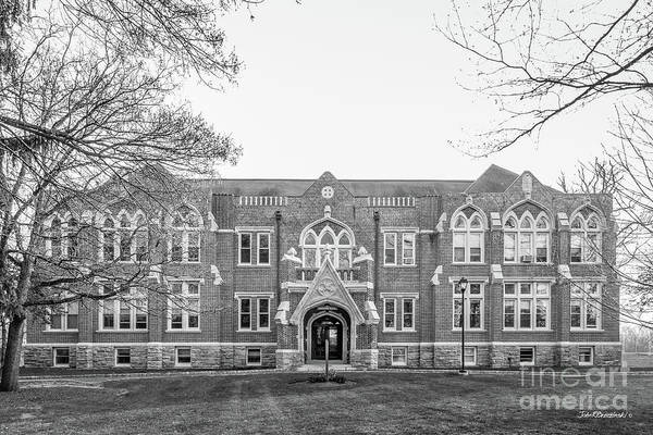 Photograph - Drew University Seminary Hall by University Icons