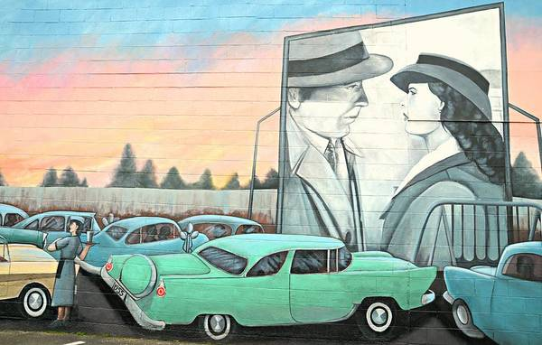 Wall Art - Photograph - Drive In Movies by Diana Angstadt
