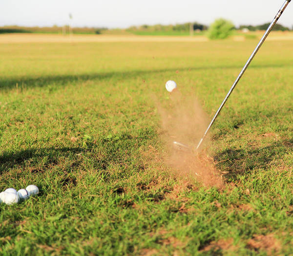 Photograph - Driving Range by Nick Mares