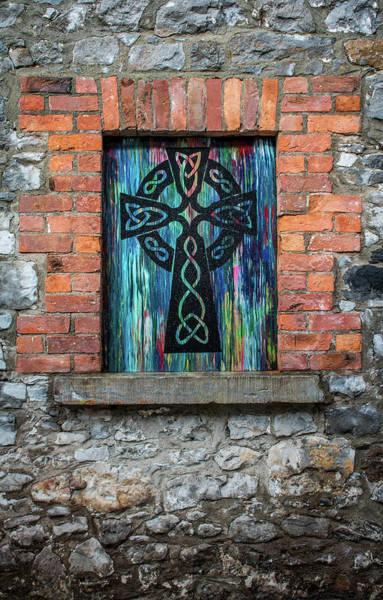 Photograph - Drogheda Celtic Cross by Susie Weaver