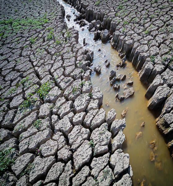 Wall Art - Photograph - Drought, Spain by Ken Welsh