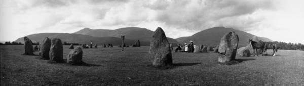 Wall Art - Photograph - Druids Circle by Alfred Hind Robinson