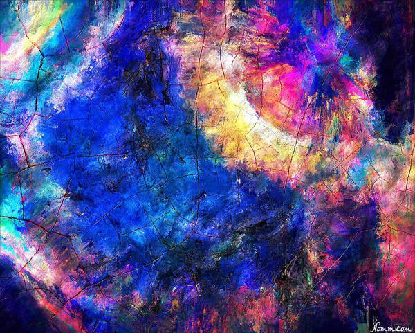 Digital Art - Dry Color by Rein Nomm