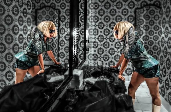 Photograph - Dual Identity by Geraldine Gracia