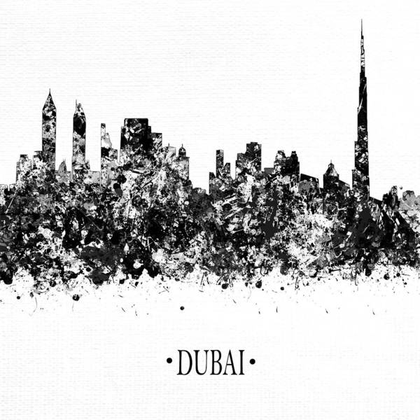 City Scape Digital Art - Dubai 4 by Tim Palmer