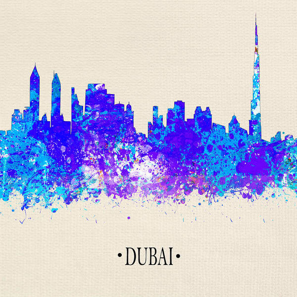 City Scape Digital Art - Dubai 6 by Tim Palmer