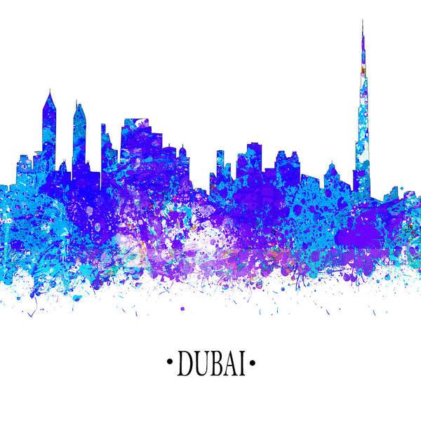 City Scape Digital Art - Dubai 7 by Tim Palmer