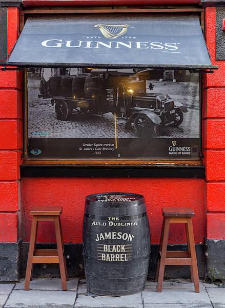 Photograph - Dublin Legends by Georgia Fowler