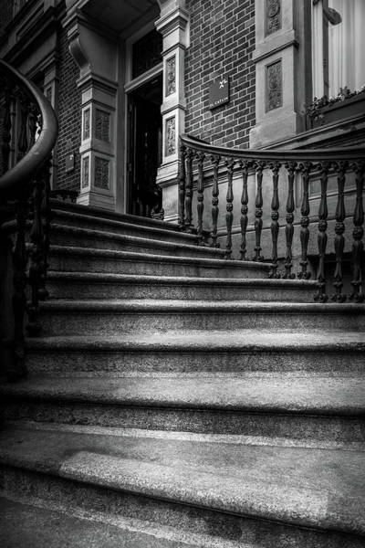 Photograph - Dublin Steps by Georgia Fowler