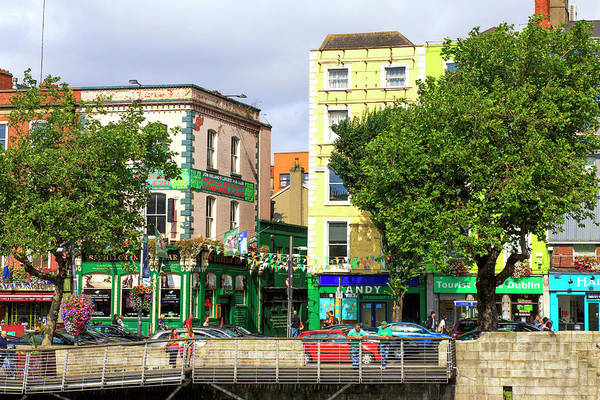 Wall Art - Photograph - Dublin Summer Days by John Rizzuto