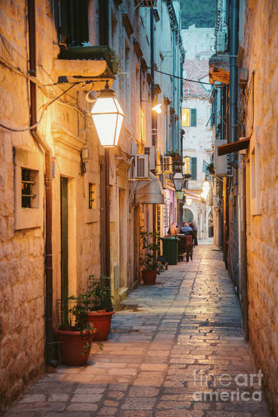 Wall Art - Photograph - Dubrovnik Alley by JR Photography