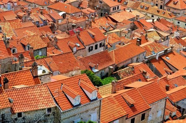 Dubrovnik Photograph - Dubrovnik, Croatia by Xiaoru Xu
