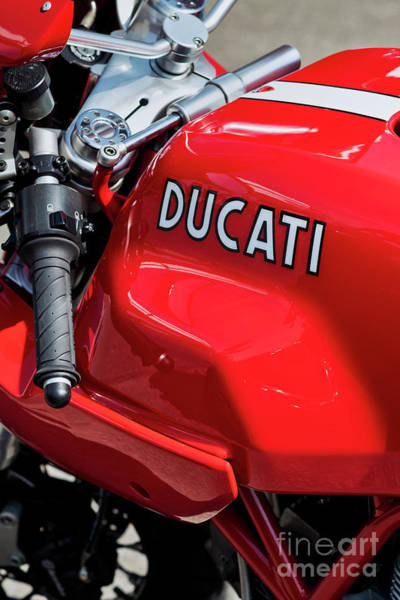 Wall Art - Photograph - Ducati Sport 1000s by Tim Gainey