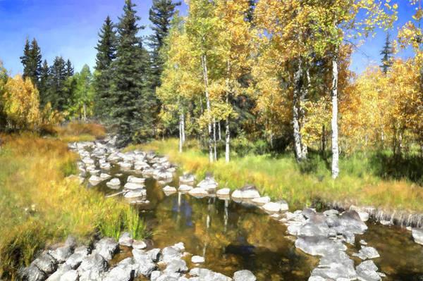 Wall Art - Photograph - Duck Creek by Donna Kennedy