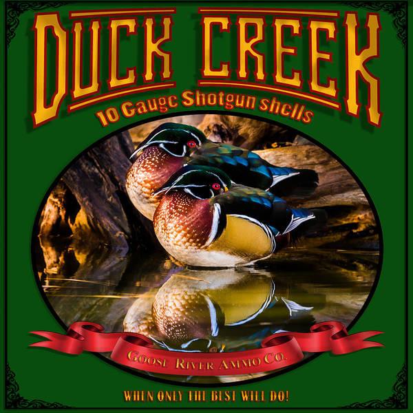 Photograph - Duck Creek Shotgun Shells by TL Mair