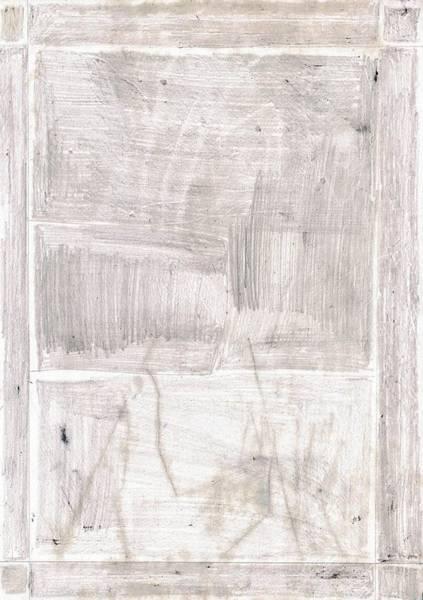 Drawing - Duck Pond 4b by Artist Dot