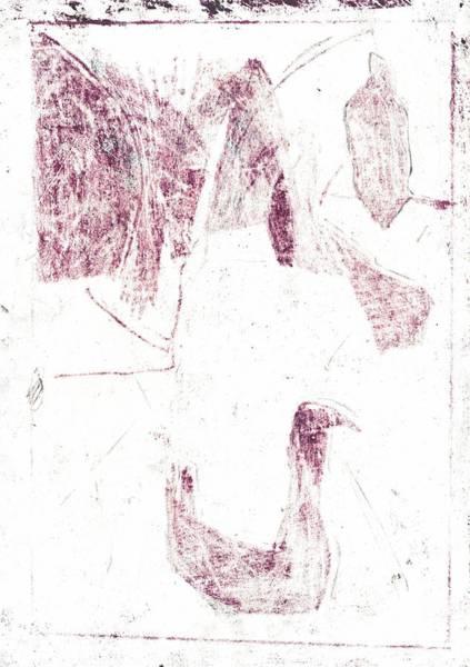 Drawing - Duck Pond 5b by Artist Dot
