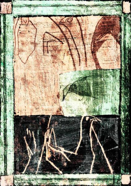 Digital Art - Duck Pond Seasonals 4aed3 by Artist Dot