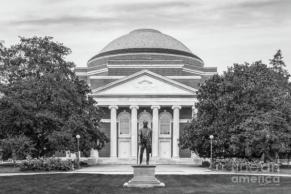 Photograph - Duke University East Campus Baldwin Auditorium by University Icons