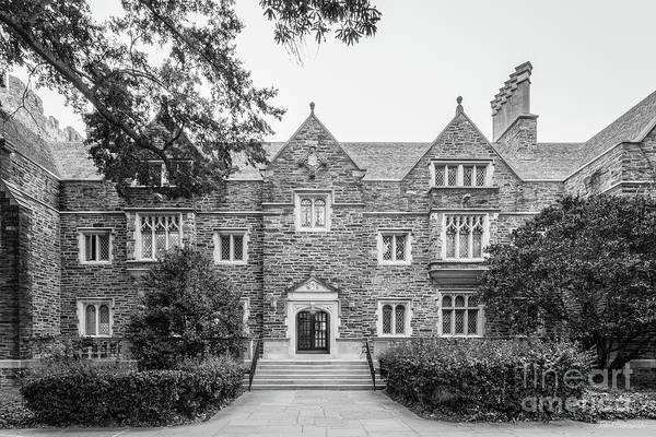 Photograph - Duke University Old Chemistry by University Icons
