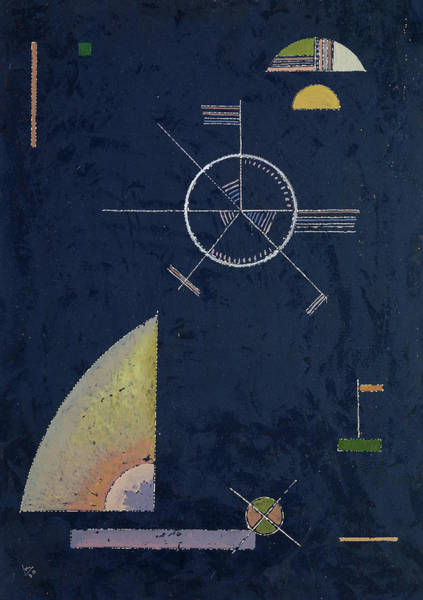 Wall Art - Painting - Dull Grey, 1930 by Wassily Kandinsky