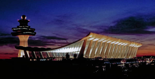 Photograph - Dulles International by Greg Reed
