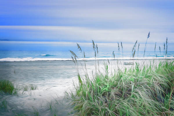 Wall Art - Photograph - Dune Dreams Morning Softness by Debra and Dave Vanderlaan