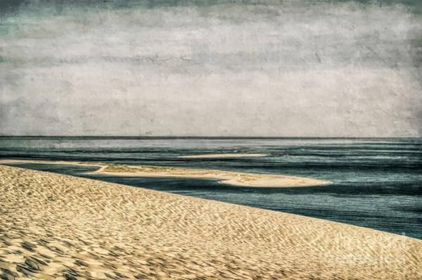 Wall Art - Photograph - Textured Dune Du Pilat, Bordeaux, France by Luther Fine Art