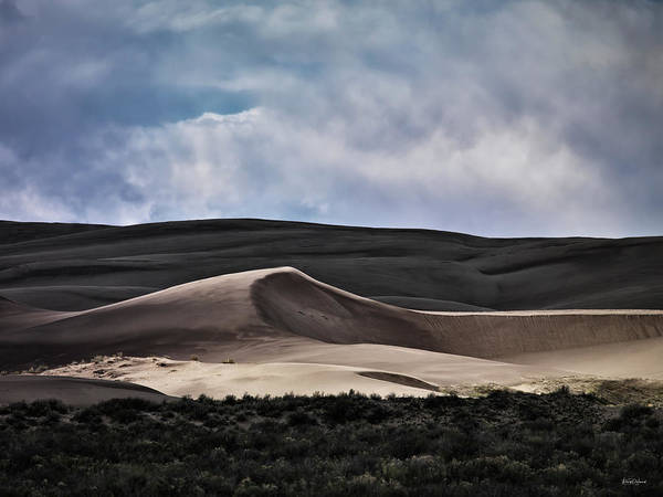 Photograph - Dune Light by Leland D Howard