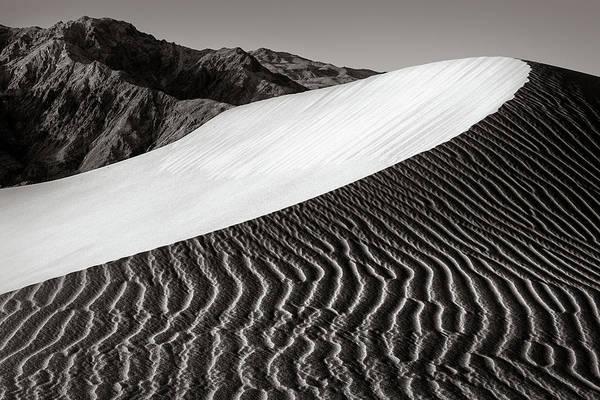 Death Valley Photograph - Dune by Thorsten Scheuermann