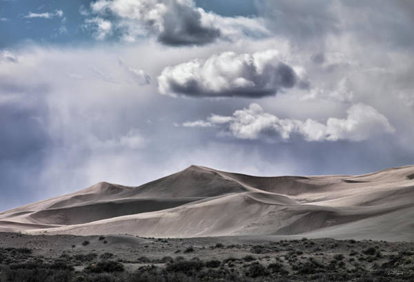 Photograph - Dunes by Leland D Howard