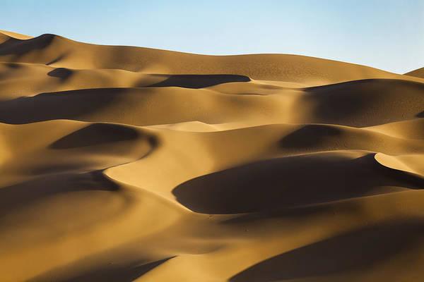 Wall Art - Photograph - Dunes Shanshan Desert Xinjiang China by imageBROKER - Jeff Tzu-chao Lin
