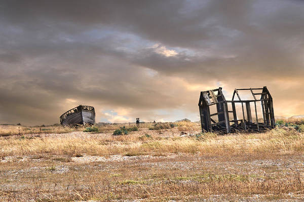 Photograph - Dungeness 1 by David Resnikoff