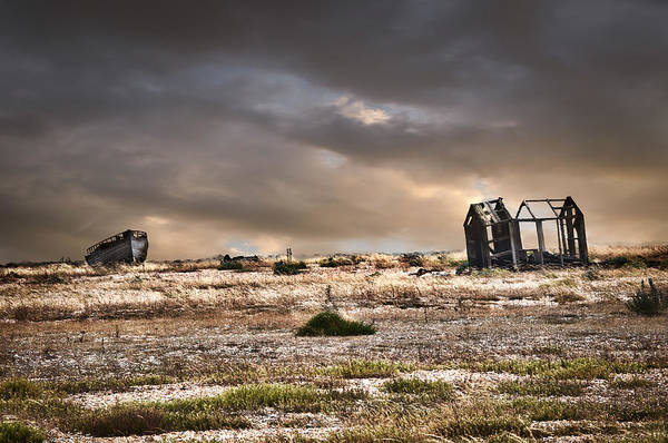 Photograph - Dungeness 2 by David Resnikoff