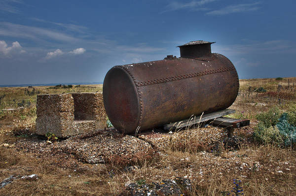 Photograph - Dungeness 3 by David Resnikoff
