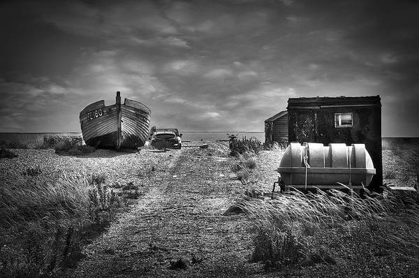 Photograph - Dungeness 4 by David Resnikoff