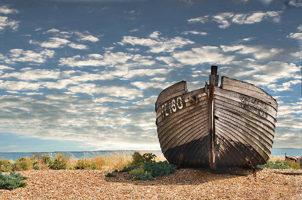 Photograph - Dungeness Boat 1 by David Resnikoff