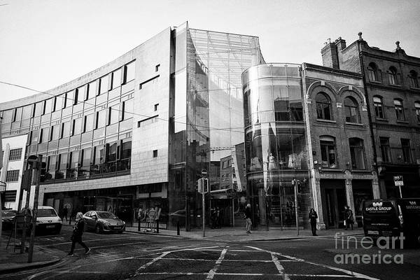 Wall Art - Photograph - Dunnes Stores Head Office South Great Georges Street Dublin Republic Of Ireland Europe by Joe Fox
