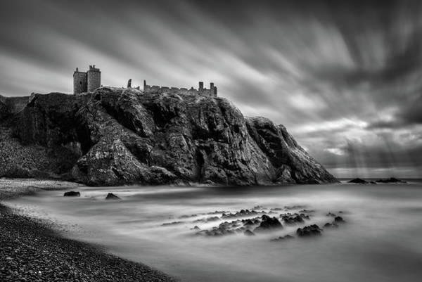Wall Art - Photograph - Dunnottar Castle 2 by Dave Bowman