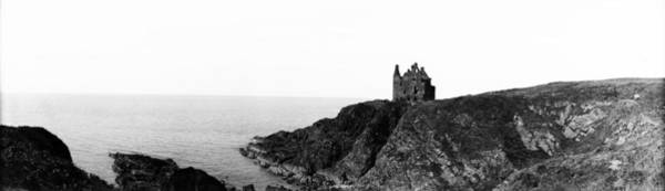 Wall Art - Photograph - Dunskey Castle by Alfred Hind Robinson