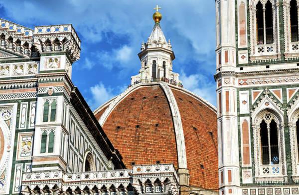 Photograph - Duomo Di Firenze by John Rizzuto