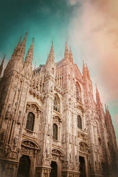 Wall Art - Photograph - Duomo Di Milano Italy  by Carol Japp