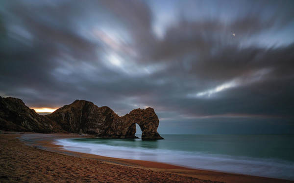 Photograph - Durdle Door Dawn by Framing Places