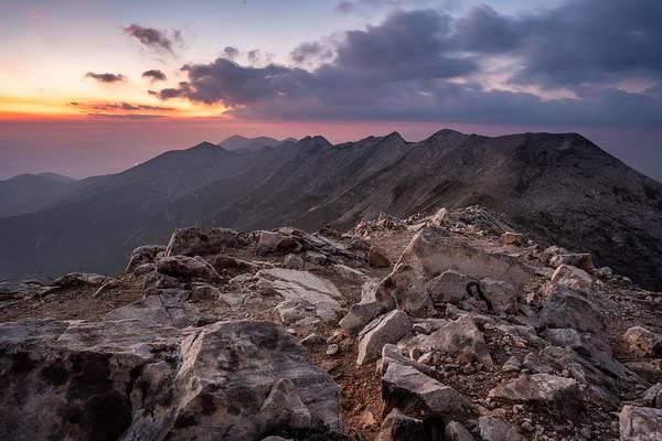 Photograph - Dusk At Peak Vihren  by Milan Ljubisavljevic