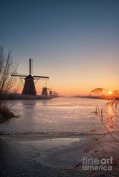 Photograph - Dutch Dawn II by David Lichtneker