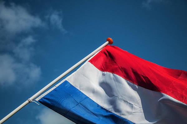 Photograph - Dutch Flag by Anjo Ten Kate