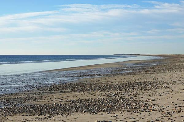 Wall Art - Photograph - Duxbury Ma Beach Sunrise South Shore Blue Water by Toby McGuire