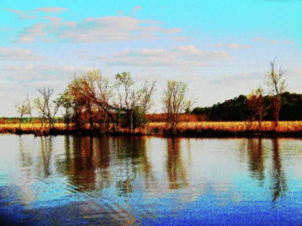 Photograph - Dyke Marsh, Potomac River by Bill Jonscher