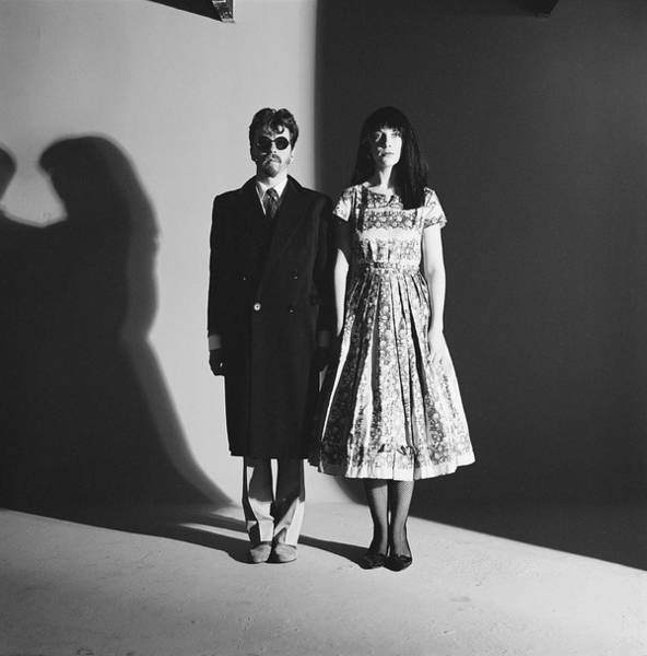 Wall Art - Photograph - Early Eurythmics by Fin Costello