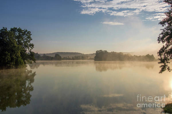 Wall Art - Photograph - Early Morning At The Pond  by Michal Boubin